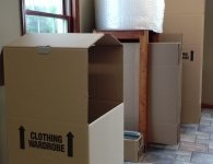 Ideal Movers and Storage offers high quality moving supplies and packing materials in both offices
